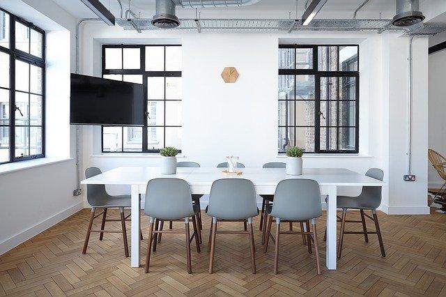 תכנון משרדים על ידי קבלן גמר